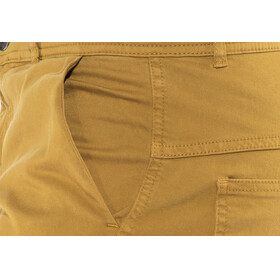 Nihil Incubator Pants Men Brown Wood